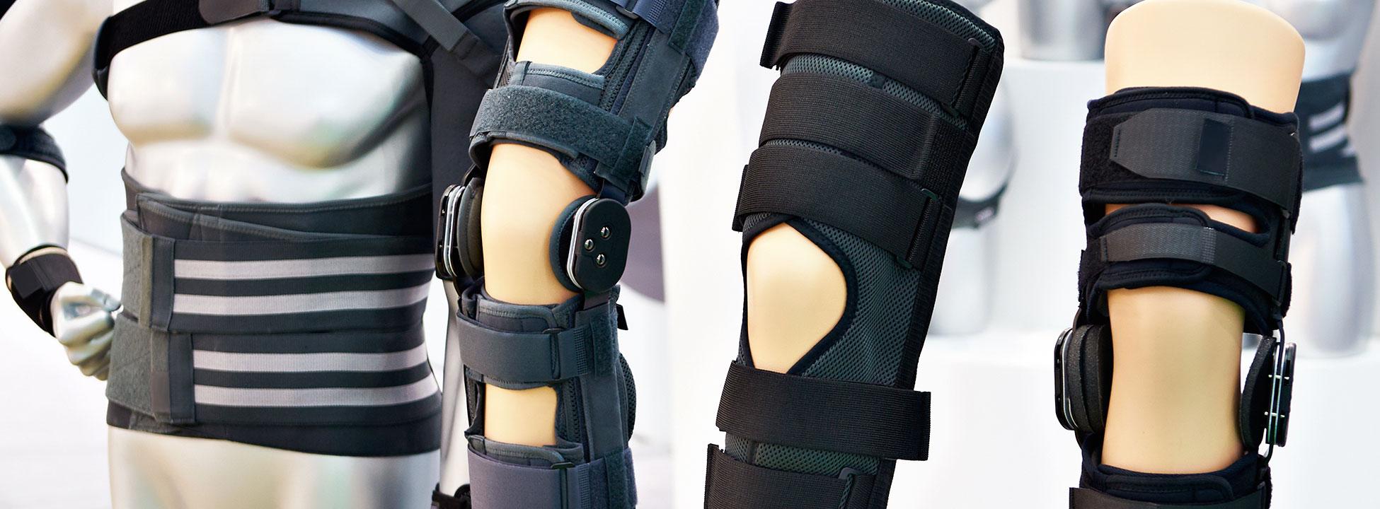 tutori dell'ortopedia sanitaria